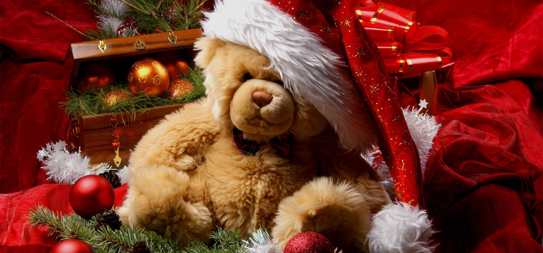Kerstboom kerstgeschenk in Haarlem